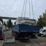 Погреб Кузьмич уезжает к очередному заказчику